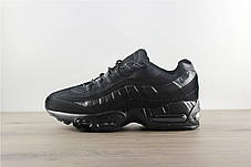 Nike Air Max 95 Triple Black, фото 2