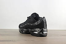 Nike Air Max 95 Triple Black, фото 3