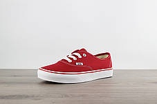 Vans Authentic Sneaker Red Classic, фото 3