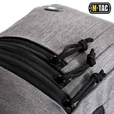 M-Tac сумка-кобура наплечная Melange Grey , фото 3