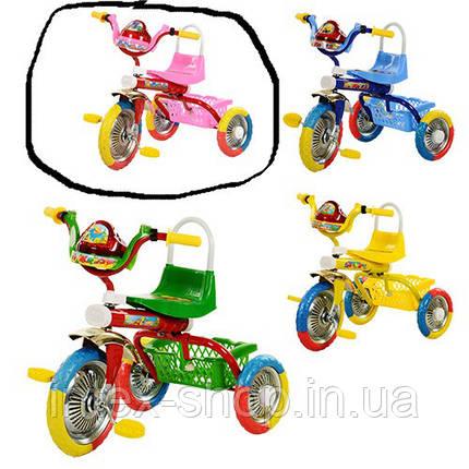 Детский велосипед Bambi B 2-1 / 6010P (Розовый), фото 2