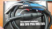 Сварочные горелки MIG/MAG серии MB EVO PRO