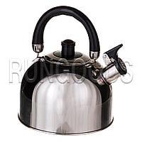 """Чайник со свистком для газовой плиты """"А-Плюс"""" 3 л 1322"""