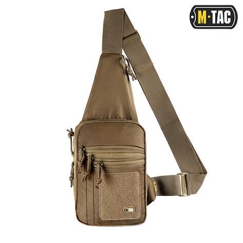 M-Tac сумка-кобура наплечная с липучкой Coyote, фото 2