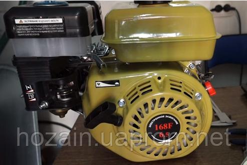 Двигатель Don inter F168