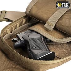 M-Tac сумка-кобура наплечная с липучкой Coyote, фото 3