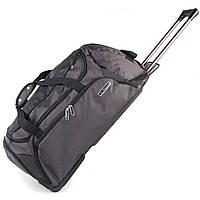 Сумка на колёсах Kappa Wheeled Travel Bag Holdall арт.S211J6
