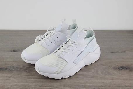 Nike Air Huarache Ultra White, фото 2
