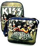 Джинсовая сумочка KISS, фото 5