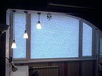 Рулонные шторы Lazur . Тканевые ролеты Лазурь. хмельницкий