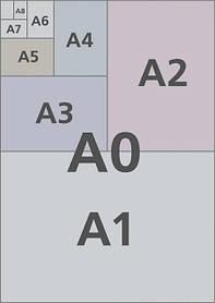 Форматы бумаги, какие бывают форматы. Как определить формат бумаги