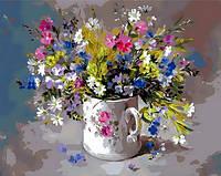 Картина раскраска по номерам на холсте - 40*50см Mariposa Q979 Подарок для любимой худ Коттерил Анне