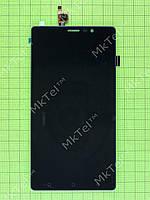 Дисплей Nomi i6030 Note X с сенсором, панелью Оригинал Черный