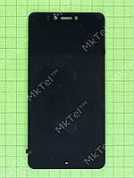 Дисплей Prestigio MultiPhone Muze A7 7530 Duo с сенсором Оригинал Китай Черный