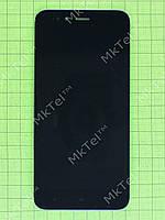 Дисплей Xiaomi Mi A1 с сенсором Оригинал элем. Черный