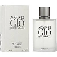 Мужская туалетная вода Gio. Armani Acqua Di Gio 100 ml копия