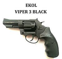 """Револьвер Ekol Viper 3"""" (черный)"""