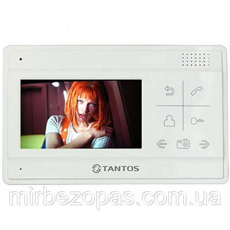 "Видеодомофон TANTOS LILU LUX 4.3"", фото 2"