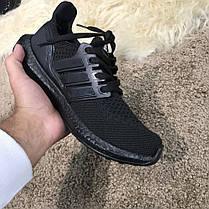 Adidas Ultra Boost Triple Black, фото 3