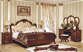 Спальня Джорджия (орех) (раскомплектовываем)