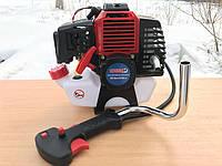 Двигатель для мотокосы 55 см.куб. 3.5 л.с.