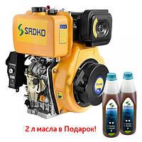 Двигатель дизельный Sadko DE-420Е