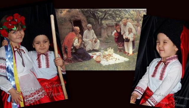 Прокат костюмов Киев.(часть 1) Праздничный календарь древней Украины.