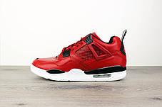 Nike Air Jordan 4 Retro Red, фото 3