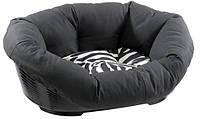 Лежак и подушка SOFA 8 BLACK-ZEBRA FERPLAST