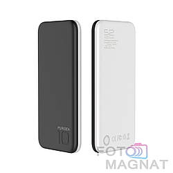 Power Bank — Puridea S2 10000 mAh Black and White