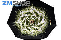 Зонт-трость наоборот (цвета в ассортименте)