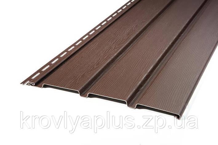 Соффит Rainway/Рейнвей коричневый гладкий, фото 2