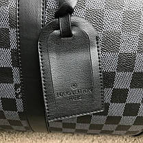 Softsided Luggage Louis Vuitton Keepall Damier Graphite, фото 3