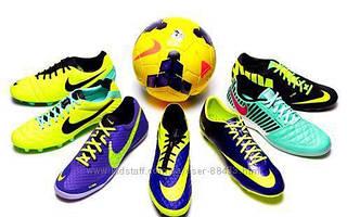 Футбольная обувь новая