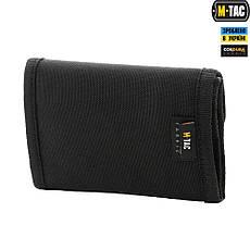 M-Tac кошелек с липучкой Elite Black, фото 3