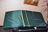 Матрас функциональный с дышащим непромокающим покрытием ФИСК 4х секционный, фото 1