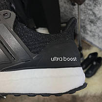 Adidas Ultra Boost 3.0 Continental Black, фото 2
