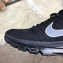 Nike Air Max 2017 Total Black, фото 3