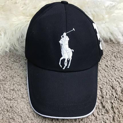 Baseball Hat Ralph Lauren Chino Sports Black, фото 2