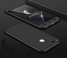Чехол GKK 360 для Xiaomi mi A1 / mi 5x Бампер Black