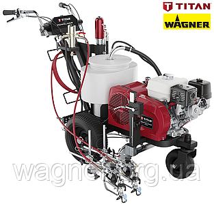 Дорожная разметочная машина TITAN (Wagner) PowrLiner 6955
