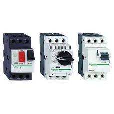 Автоматические выключатели защиты двигателей TeSyS GV