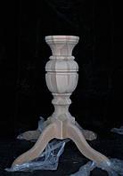 Деревянная ножка для стола
