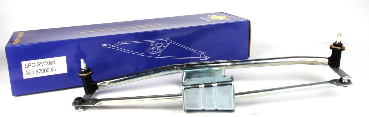Механизм стеклоочистителя (трапеция), VW LT/MB Sprinter, 96-