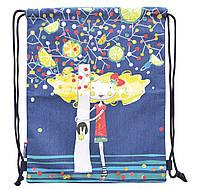 """Сумка - мешок Drawstring bag """"Bliss"""" YES 555596"""