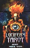 Lucifer's Tarot. Ancient Magical System / Таро Люцифера. Древняя Магическая Система (с книгой на английском)