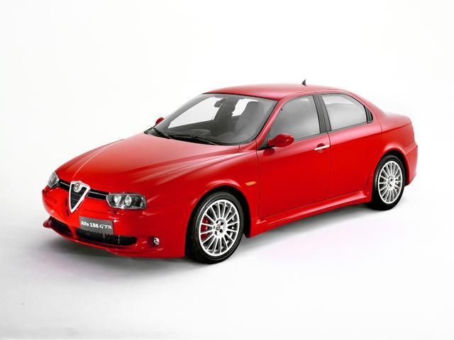 Alfa Romeo 156 1997-2007 гг.