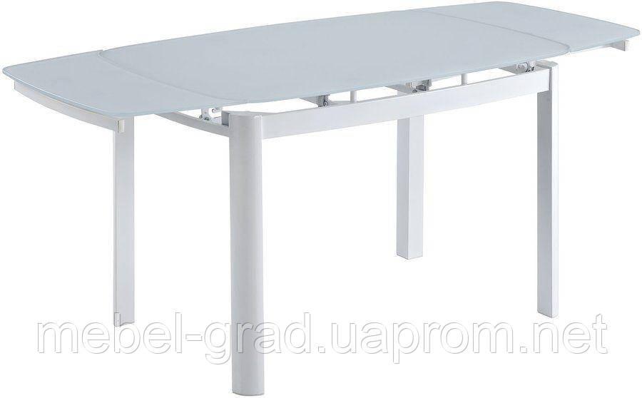 Стол обеденный (раскладной) Plus Bellini белый
