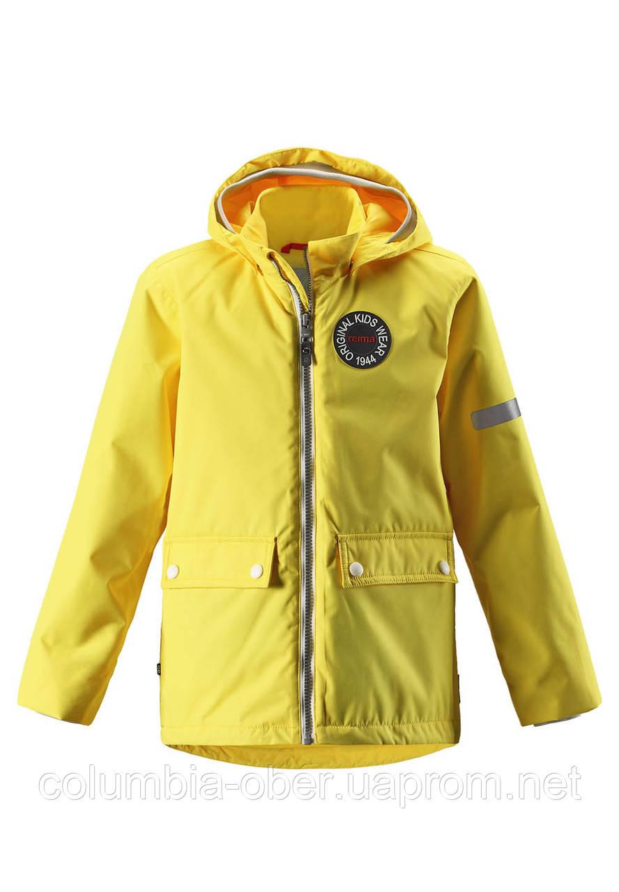 Куртка демисезонная для девочки Reimatec Taag 521528-2330. Размеры 116-146.