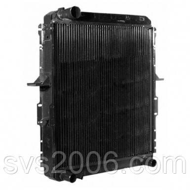 Радиатор вод. охлажд. МАЗ-6303 (ЯМЗ-238) - 54325 (4-х рядн., пр-во ШААЗ)